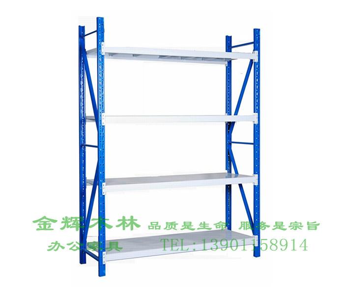 钢制书架货架-2