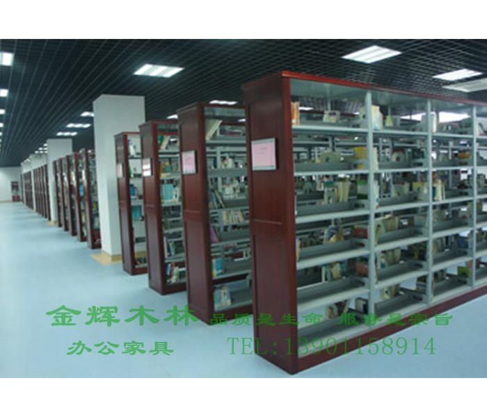 钢制书架货架-9