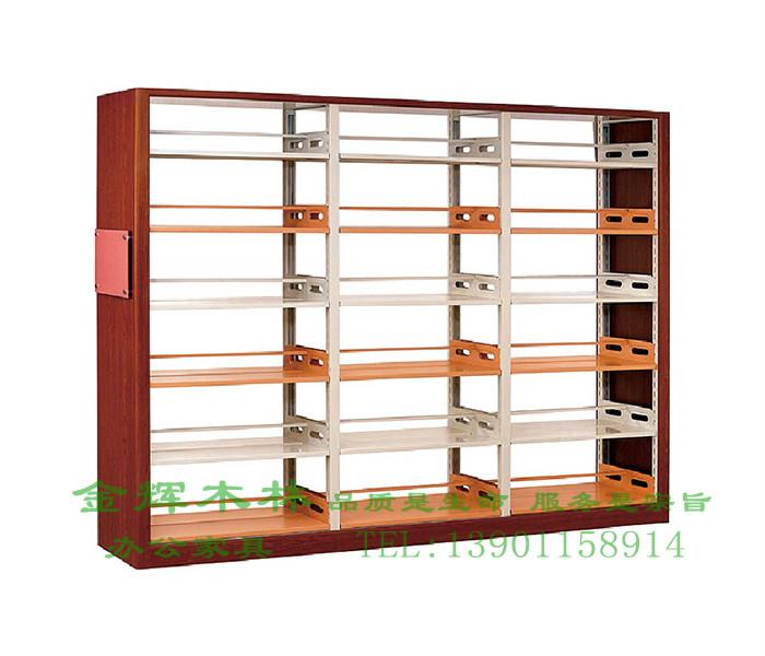 钢制书架货架-10