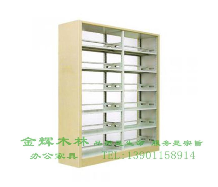钢制书架货架-12