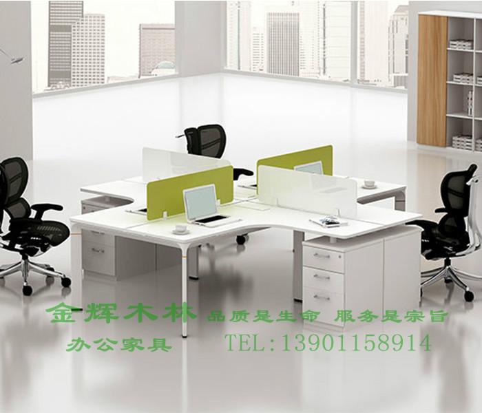 简约现代职员桌-9