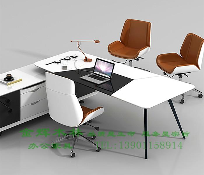 简约现代班桌-12